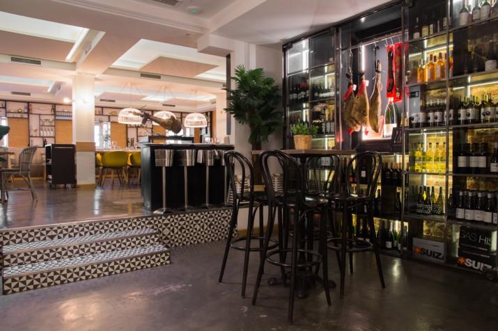 Selfie-Restaurante-barrio-salamanca-madrid